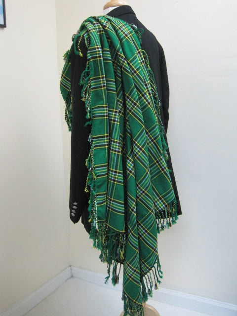 Irish Heritage Fly Plaid