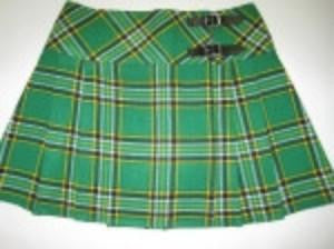 Irish Heritage Billie Skirt - Mini