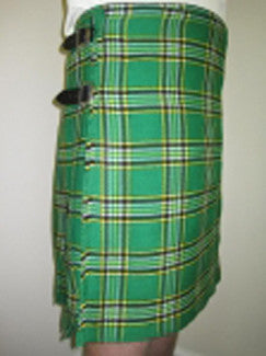 Irish Heritage Formal Tartan Kilt