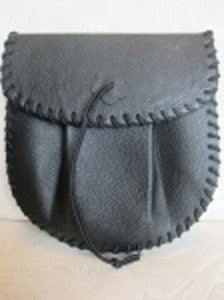 Leather Pouch Sporran