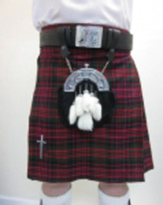 Macdonald Affordable Tartan Kilt (McDonald)