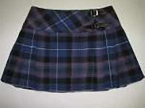 Pride of Scotland Billie Skirt - Ultra Mini