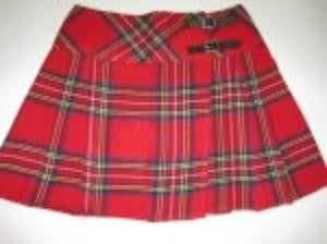 Royal Stewart Billie Skirt - Mini