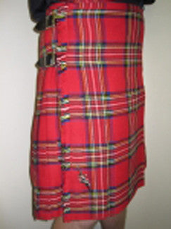Royal Stewart Formal Tartan Kilt