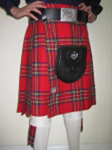 Royal Stewart Tartan Affordable Kilt