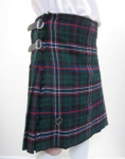 Scottish National Formal Tartan Kilt