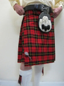 Wallace Tartan Affordable Kilt