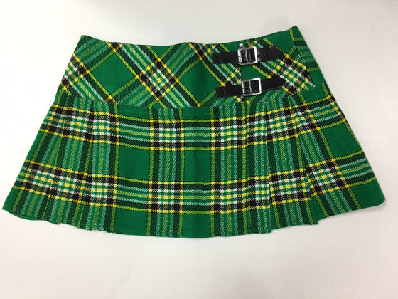 Irish Heritage Billie Skirt - Ultra Mini