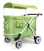 Familidoo Kiddie Cart - 6 Child Standing Cart with FREE Rain Cover
