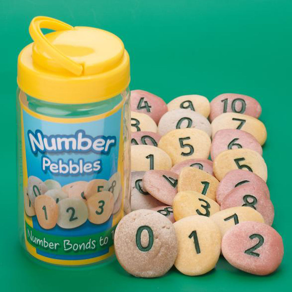 Number Pebbles - Bonds to 10