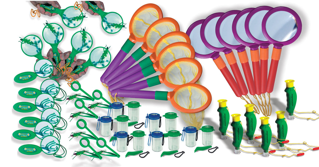 Science Pack 2 - Plant & Bug Hunting Kit
