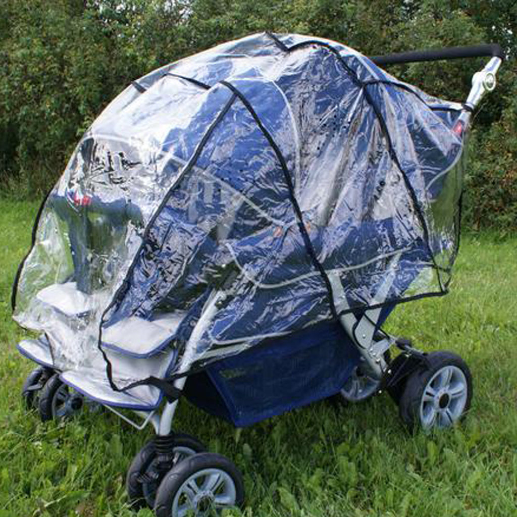 Rain Cover for 4 - Seater Bye Bye Stroller
