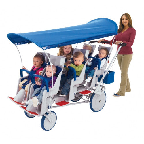 Runabout Buggy - 6 Seat (Incl. Free Sunshade!)