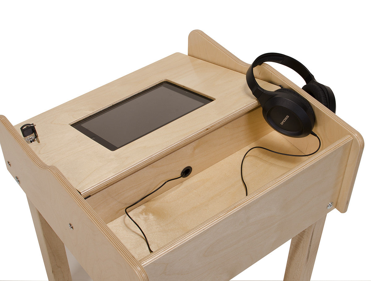 Technology Table - Double | Hopscotch School Supply