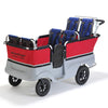 Standard Winther Turtle Kiddy Bus - 6 Seat, Six Passenger Pram, 6 Child Buggy