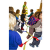 Walkodile® Grab & Go Pre-School Walking Reins / Fire Drill Resource (12 child). With Free Learning Games for Walks Guide!