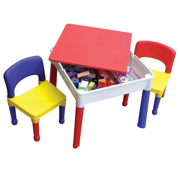 Multi Purpose Activity Table & 2 Chairs