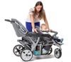 Cabrio Stroller - 4 Seat Childrens Buggy, Quad Stroller (incl. FREE Raincover) - Ireland