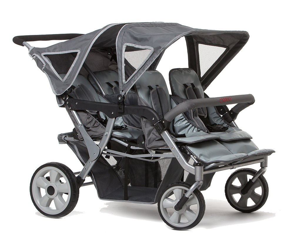 Cabrio Stroller - Replacement Rear Hood