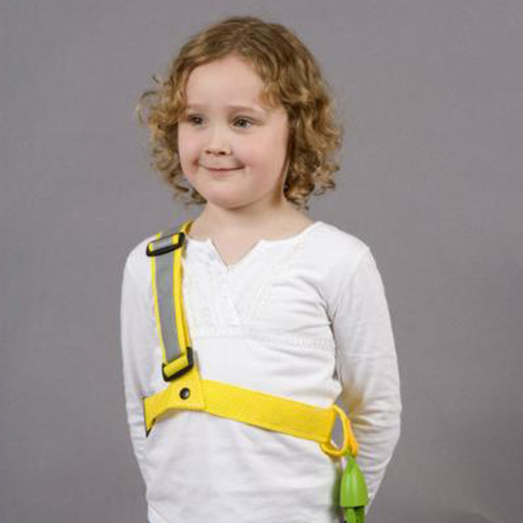 Walkodile® Safety Belt - Yellow Clip