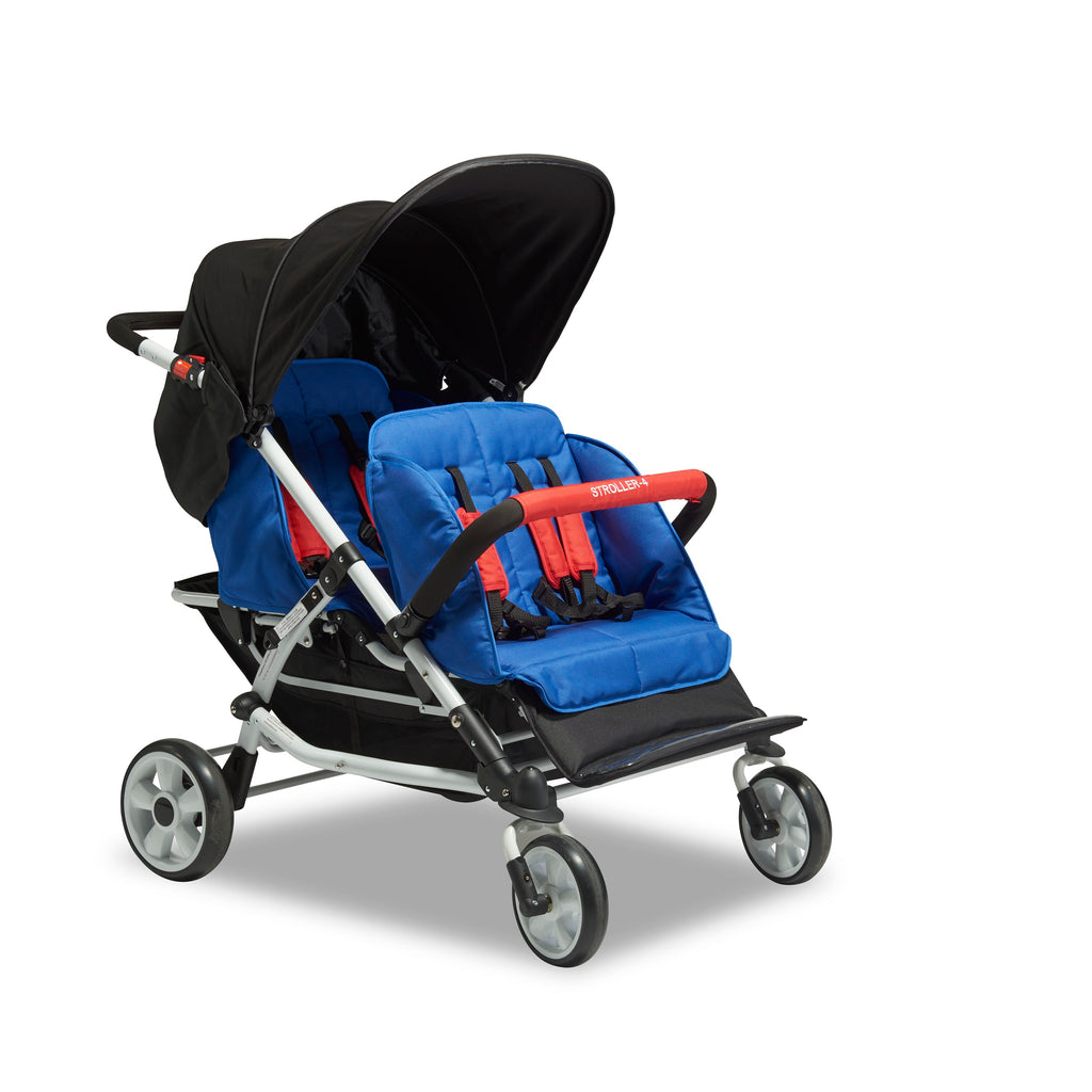 Winther - 4 Seat Stroller (Incl. FREE Raincover)