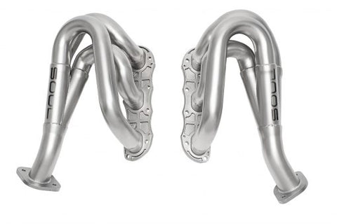 Soul Performance Porsche 981 GT4 / Boxster Spyder Competition Headers