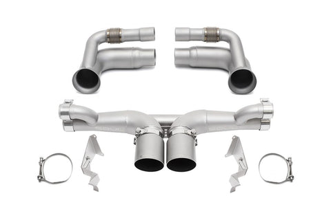 Soul Performance Porsche 991 GT3 / GT3 RS / 911R Modular Competition Exhaust Package