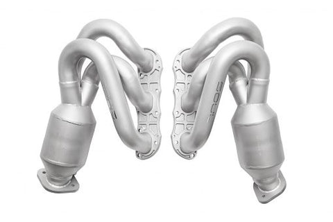 Soul Performance Porsche 981 GT4 / Boxster Spyder Long Tube Street Headers