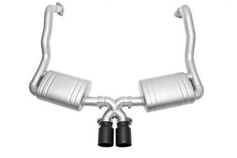 Soul Performance Porsche 981 Boxster / Cayman Performance Exhaust System
