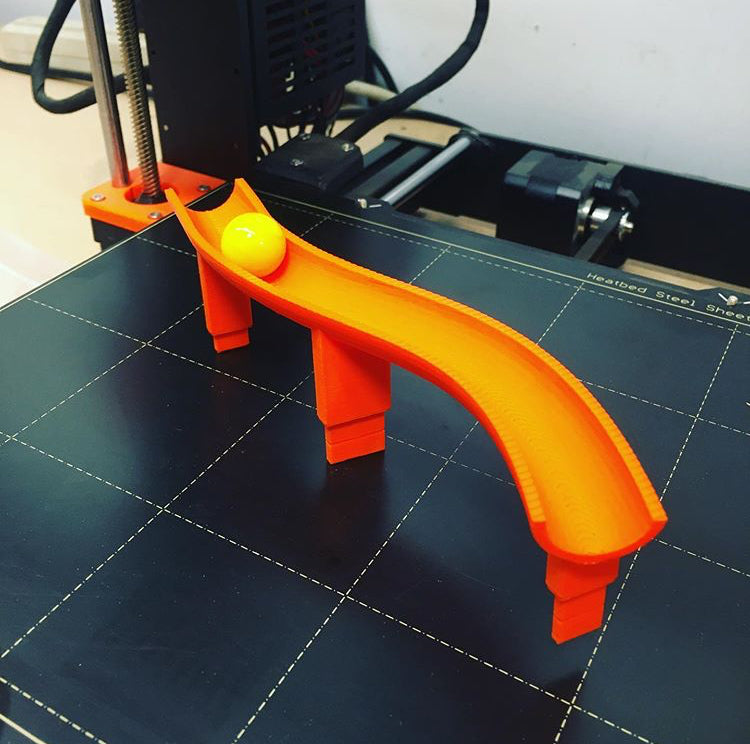 Single & Double-Trouble Ramp 3D printable files