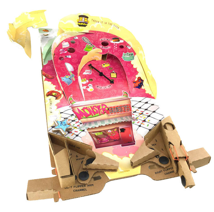 Monster Sweets PinBox 3000 playboard