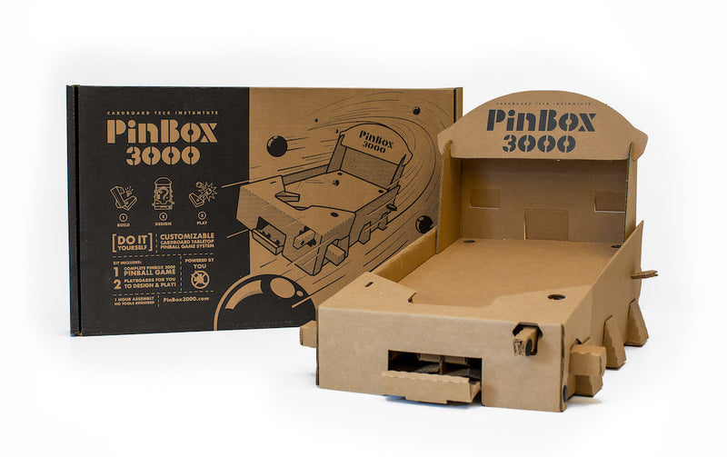 PinBox 3000 - STEM Classroom Educator Bundle