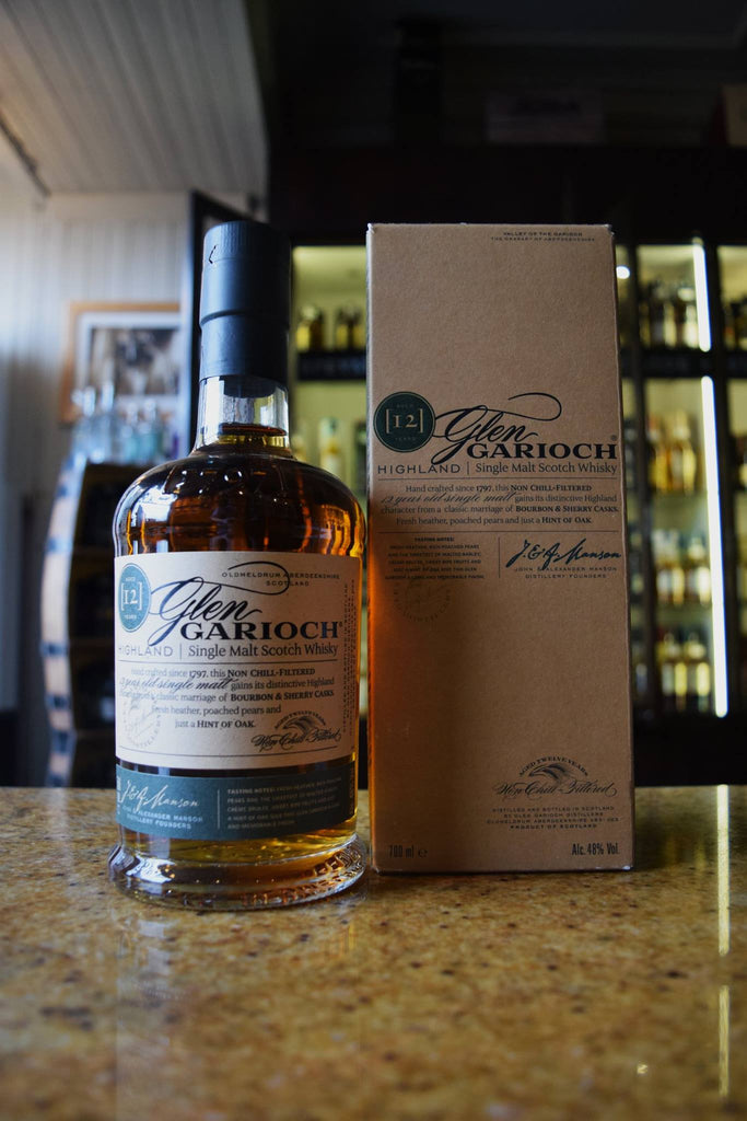 Glen Garioch 12 review
