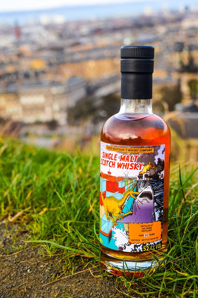 Boutique-y Whisky Company Aultmore 20