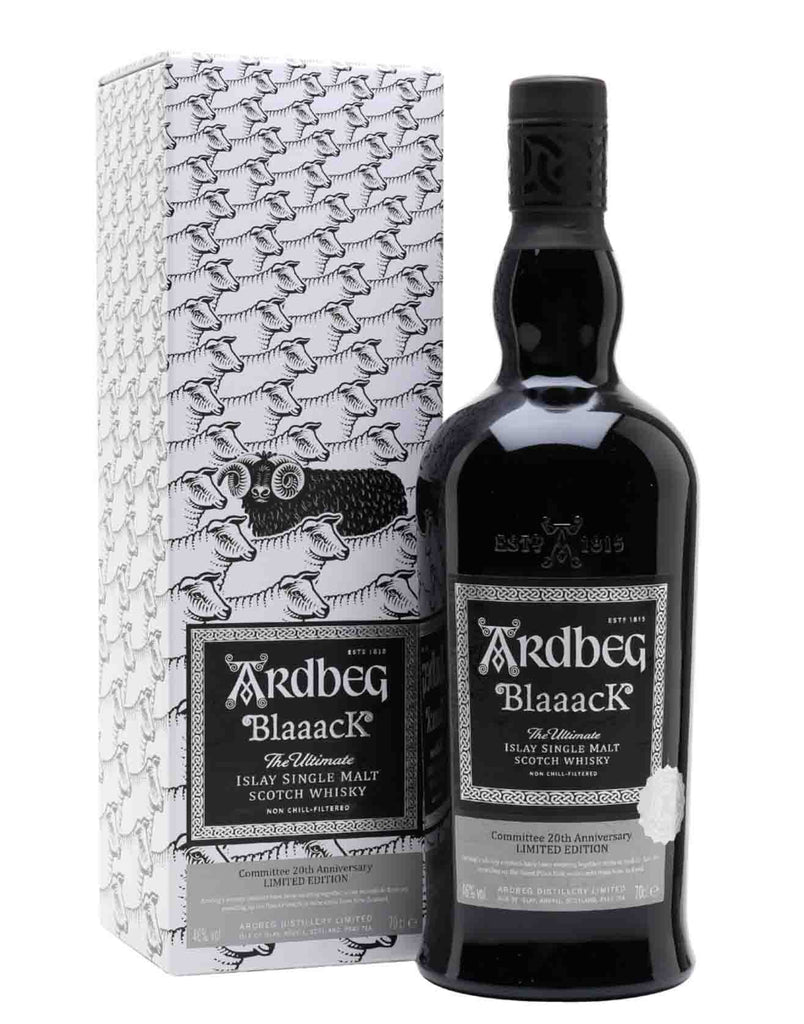 Ardbeg Blaaack Limited Edition Review