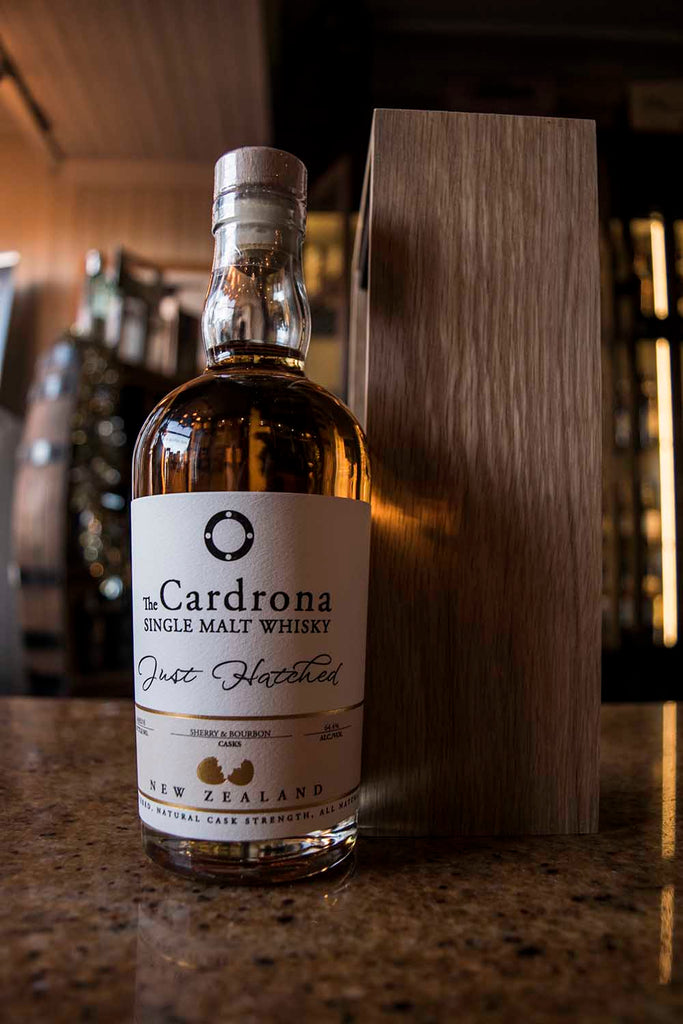 Cardrona, single malt whisky,