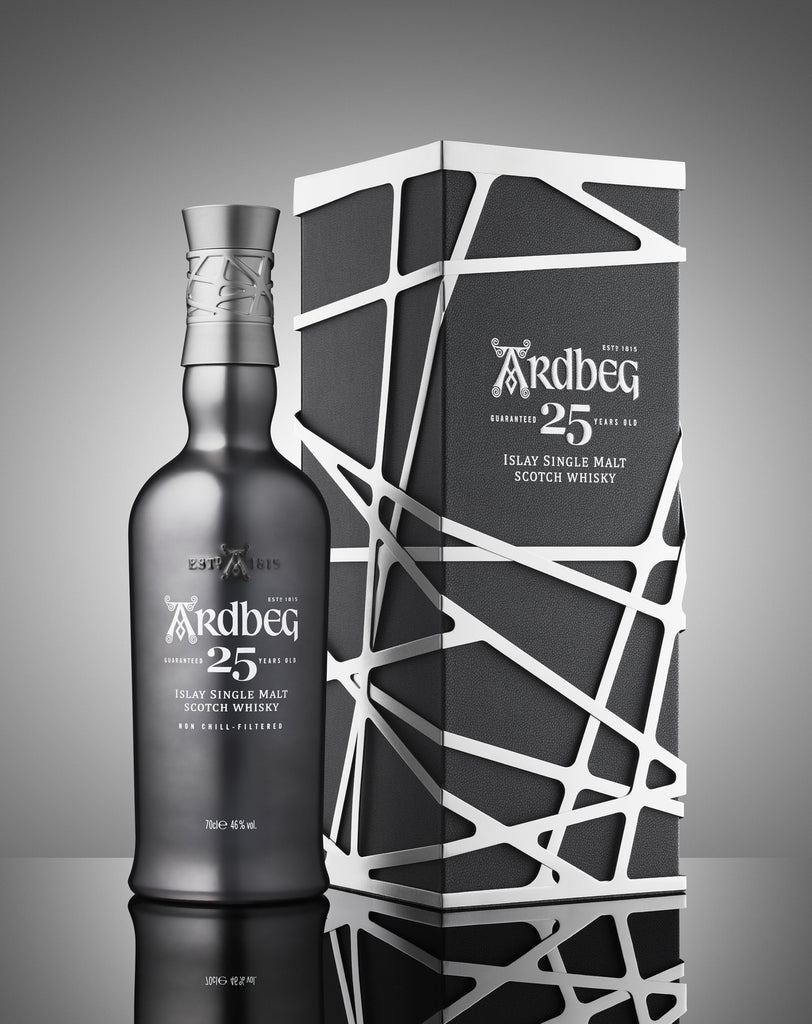 Ardbeg 25 Year Old Single Malt Whisky