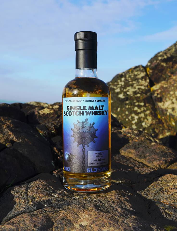 Boutique-y Whisky Company Dalmore 14