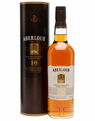Aberlour 10 year old Single Malt Whisky