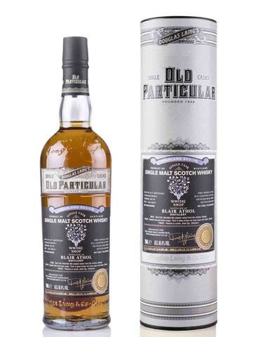 Blair Athol 10 year old - Whiski Shop Exclusive
