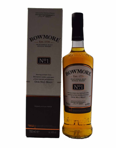 Bowmore No. 1, Single Malt Whisky, 70cl