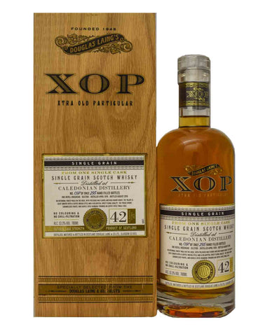 Caledonian 42 XOP, Single Grain Whisky, 70cl.