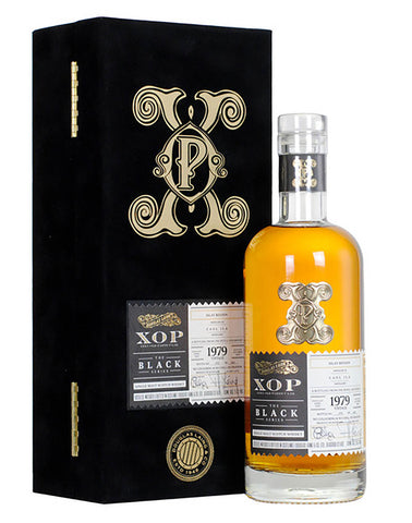 Caol Ila 1979 XOP Black Series