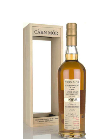 Carn Mor North British 1988 31 Year Old