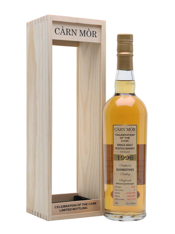 Carn Mor Glenrothes 1996 22 Year Old