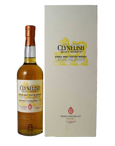 Clynelish Select Reserve, Single Malt Whisky, 70cl.
