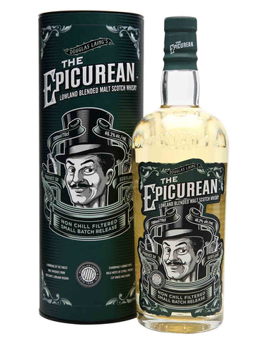 The Epicurian, Blended Malt, 70cl