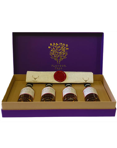 Highland Whisky Tasting set by Flavour Tree