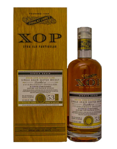 Invergordon 53 Year Old XOP
