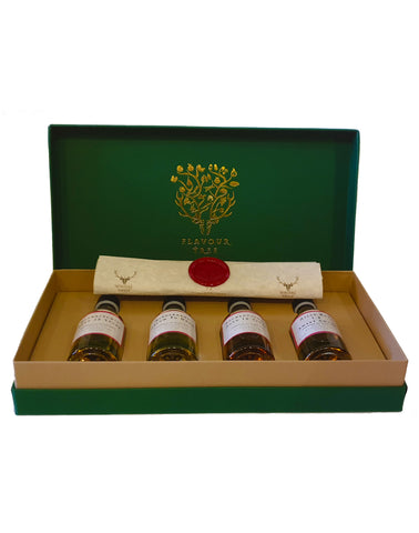 Lowland Whisky Tasting set by Flavour Tree